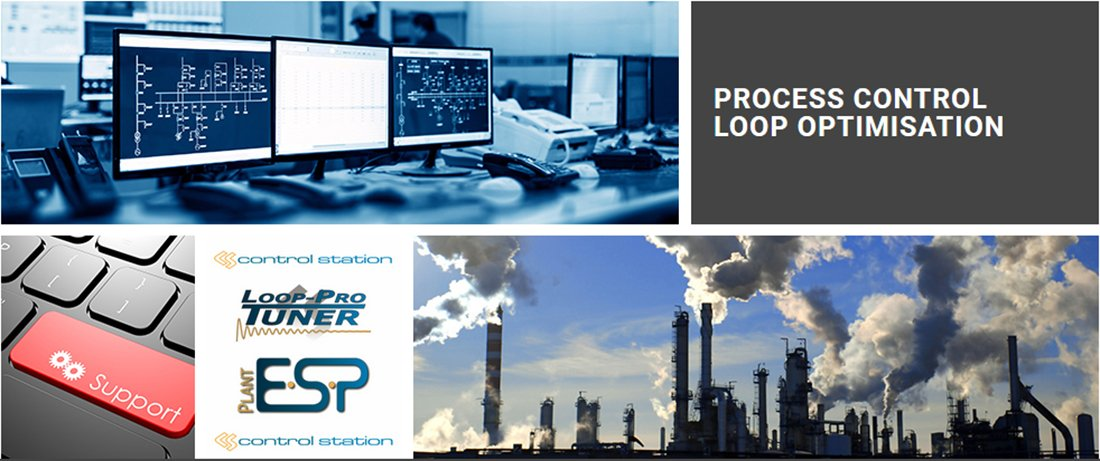 Process Control Loop Optimisation banner