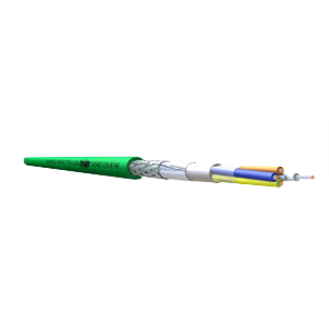 PROFINET Type B Cable – Stranded Core (LSZH Outer)