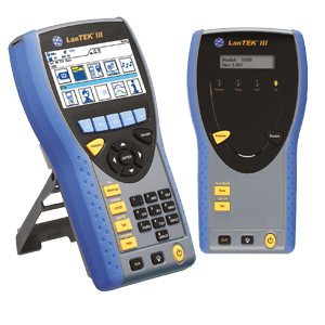 LanTek III 500 cable certifier